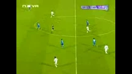 Levski - Schalke 04 Half2 Uefa 2006