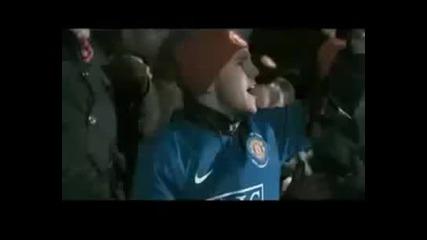 Manchester Utd. vs Arsenal 2009 Nike Just Do It
