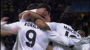 Cristiano Ronaldo Free Kick vs. Olympique De Marseille Hd.