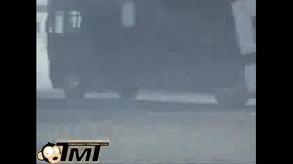 - New - Ken Blocks Gymkhana 2 car in Action