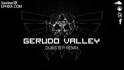 Gerudo Valley Dubstep Remix - Ephixa (download at www.ephixa_com Zelda Step)
