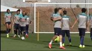 Кристиано Роналдо готов за сблъсъка с Германия