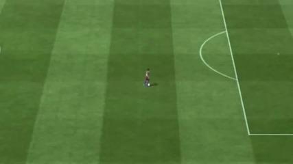 Fifa 11 - Това Combo можете ли го ?