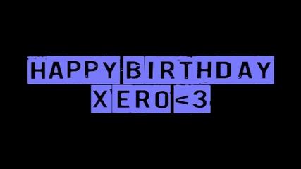 Happy Birthday Xepo :)