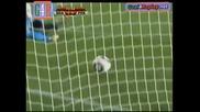 15.06.2010 Бразилия - Северна Корея 2:0 Гол на Елано - Мондиал 2010 Юар