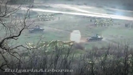 Българската военна сила [2012] [hd]
