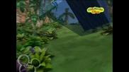 Кръстовище в джунглата - Звездният жунгльор