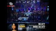 Music Idol 3 Русина - Urgent 27.04.09