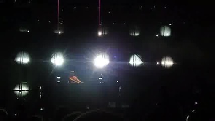 Tiesto live @ Cacao Beach Temper Traps - Sweet Disposition (axwell & Dirty South remix)