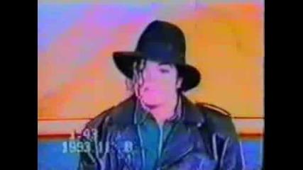 Майкъл Джексън с Beatbox