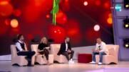 """Победителите от """"Като две капки вода"""" в """"Забраненото шоу на Рачков"""" (17.10.2021) - част 2"""