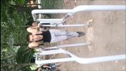 Турнир по уличен фитнес Ямбол