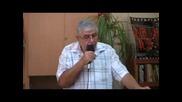 Фахри Тахиров - Пребъдването в Господ Исус Христос