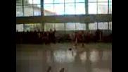 Кратък момент от турнира в Опака 15.04.2011 (2-ро полувреме)
