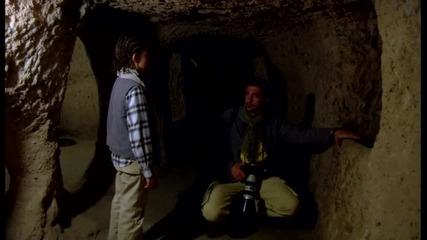 Без Багаж - Кападокия - подземни градове