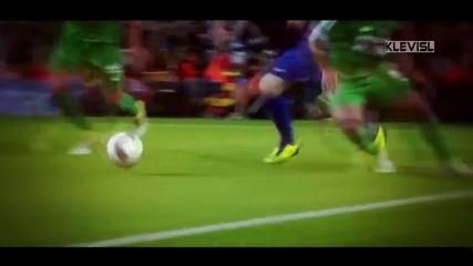 Lionel Messi - Paradise