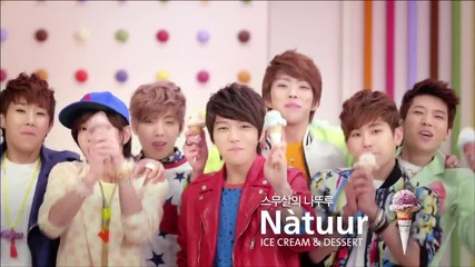 Infinite - Natuur Pop