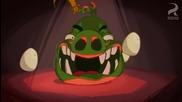 Angry Birds - s1 / е11 - Slingshot 101 / Ядосани птици - Сезон 1 / епизод 11