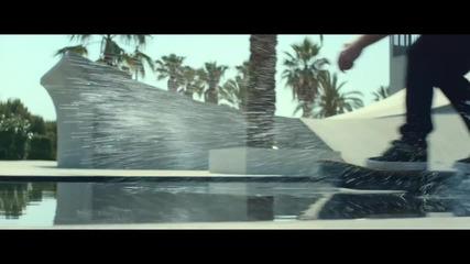 Ховърборд от сегашното бъдеще - Lexus Hoverboard