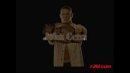 John Cena and the Trademarc - Dont F with Us