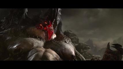 Diablo I I I - The Black Soulstone Cinematic