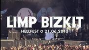 Limp Bizkit - Live @ Hellfest 2015 - Full Concert