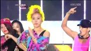 (hd) Wonder Girls - Like this (comeback stage) ~ Music Bank (08.06.2012)
