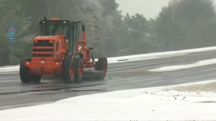 Чудовишна снежна буря в САЩ