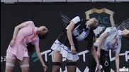 3 Корейки танцуват зомби танц