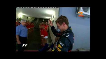Формула1 Гран При На Индия 2011 (7/8)