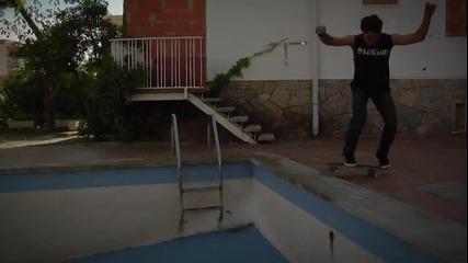 Изумителен скейтбордист - Kilian Martin