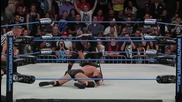 Bobby Roode vs. Mvp in a Falls Count Anywhere Match (july 24, 2014)