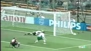 Spain - Bulgaria / World Cup France '98 (1st half)