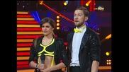 Dancing Stars - Михаела Филева и Светльо ча-ча (27.05.2014г.)