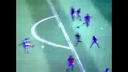 Fifa 10 - Milan 2:3 Inter - Гол нa Маикон