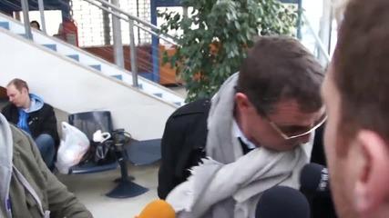 Димитър Борисов: Бандаловски няма да ходи в Динамо Букурещ