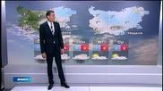 Прогноза за времето (29.11.2014 - обедна)
