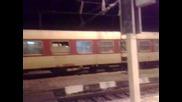 Бургас - София, Нощният влак в Ямбол