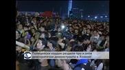 Протестите в Хонконг ескалират в сблъсъци и насилие