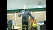 Български Чалгар Праща Съобщение На Света