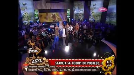 Ana Nikolic - Milion dolara - Farma 4 - (TV Pink 2013)