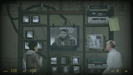 Half-life 2 (част 17)- много Hard