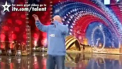 Neil Fullard - Britains Got Talent 2010
