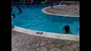 baseina v hotel Altheia na Albena
