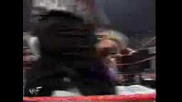 Insurrextion 2001 - Dudley Boyz vs Edge & Christian vs Hardy Boyz vs X - Factor