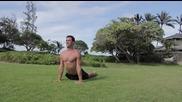 Гимнастика за напреднали- кръгове на пода