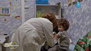 """Д-р Мирослав Ненков на снимачната площадка на """"Откраднат живот"""""""