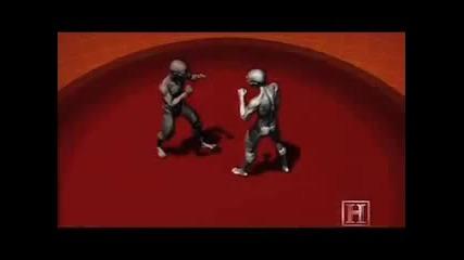 Това ще ви разтърси: Бойни техники и силни удари!