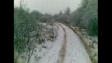 Изкачване по заледен склон