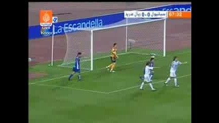Еспаньол 1 - 0 Реал Мадрид - Спорен Гол